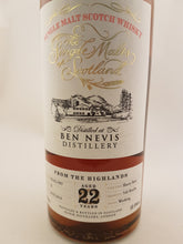 Ben Nevis 1997 22 yo The Single Malts of Scotland