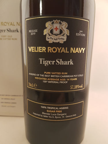 Velier Royal Navy Tiger Shark