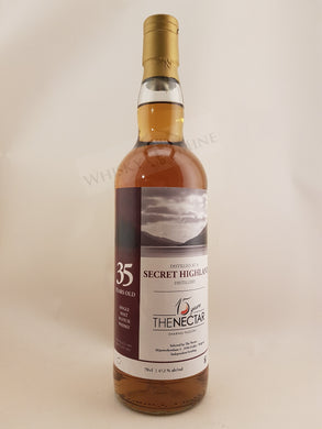 Secret Highland 1985-2021 35Y 47.2% 15Y The Nectar