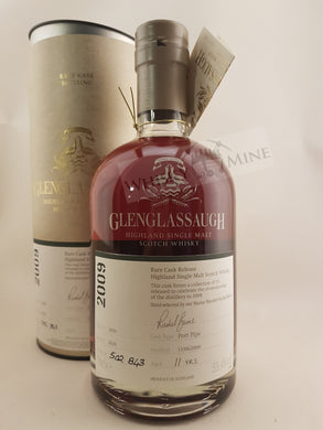 Glenglassaugh coastal cask 55.4 Port Pipe
