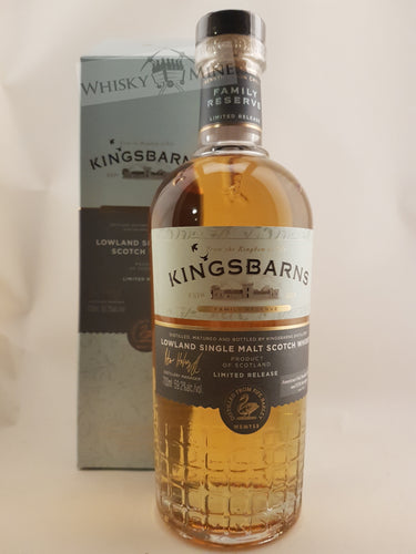 Kingsbarns Family Reserve 2020 59,2%