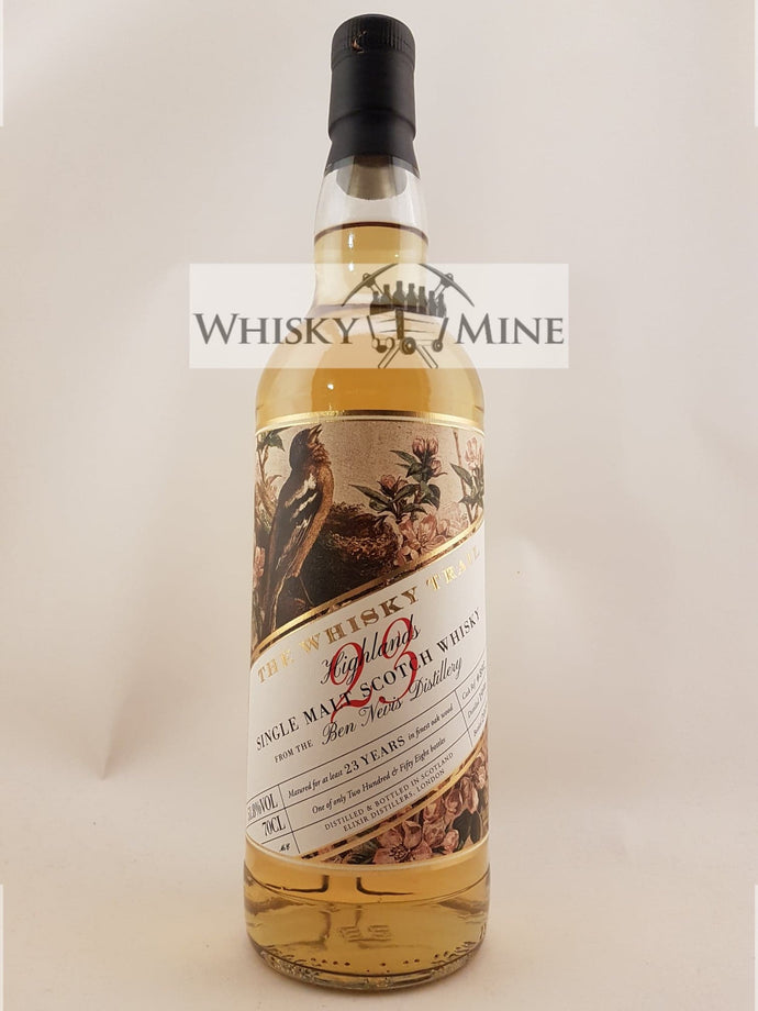 Ben Nevis 1996 23yo The Whisky Trail #892