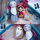 Song of the Sea Peg Doll Set