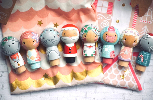 It's a Magical Christmas - Big Gift Set of 8