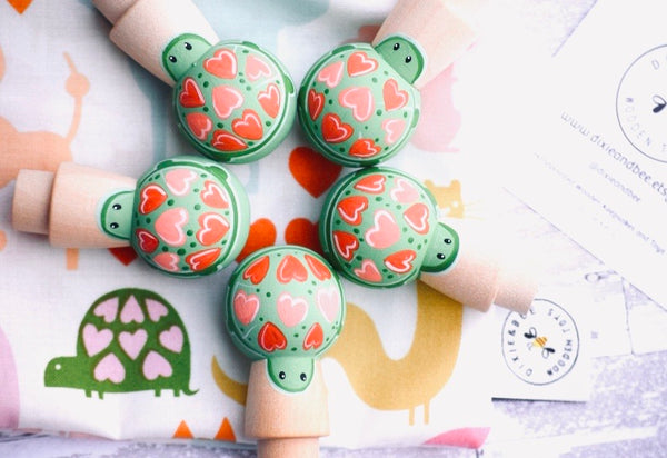 Little Turtle doll - Part February 2019 Subscription Box