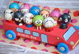 Hello Kitty Play Set with Bus