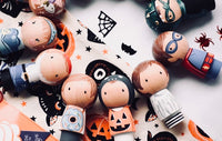 Halloween Costume Keepsake // Turn your little one into his,her favorite character