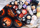 Any 1 Halloween Kokeshi Doll / excludes Characters