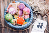 Mermaid & Friends Kokeshi Playset