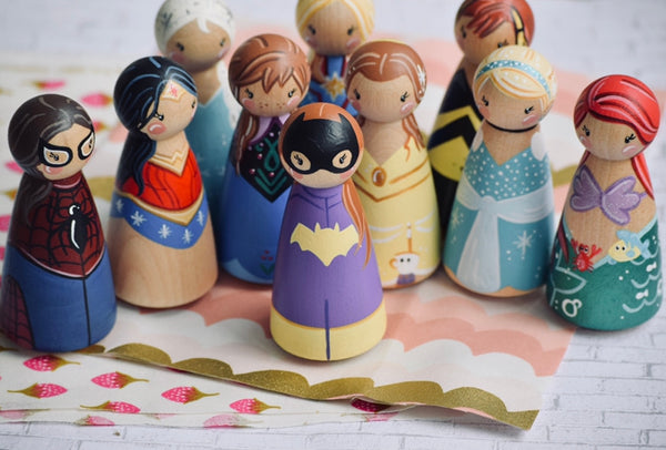 Any 1 Tall Superhero Girl Doll