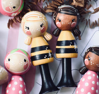 Queen Bee - 1 CLICQUES Doll only
