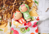 Any 6 Dixie & Bee Kokeshi Dolls