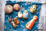 Puffin Rock Set of 8