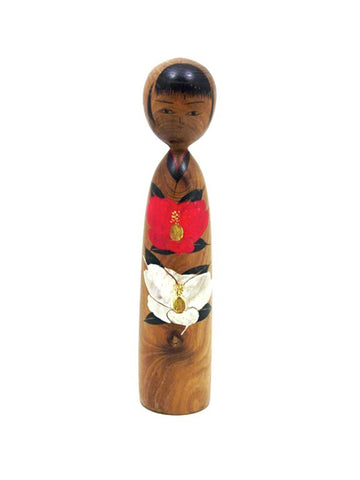 Shibuya SHinraku Vintage sosaku kokeshi Doll for sale