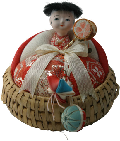 Vintage Japanese Izume.ko with Toys | 1960s