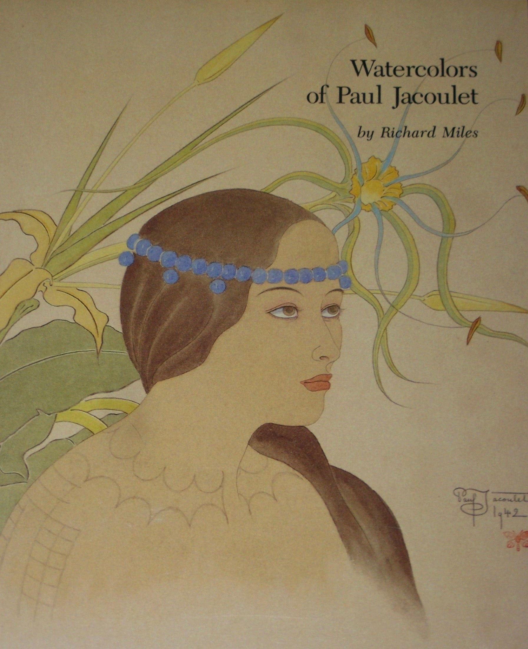 Watercolors of Paul Jacoulet by Richard Miles