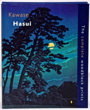 Kawase Hasui (Hardcover) | Kendal H. Brown & Shoichiro Watanabe | Boxed 2 Volume Set | 2003 | Hotei (KIT) Publishing (Netherlands)  by Kendall H. Brown