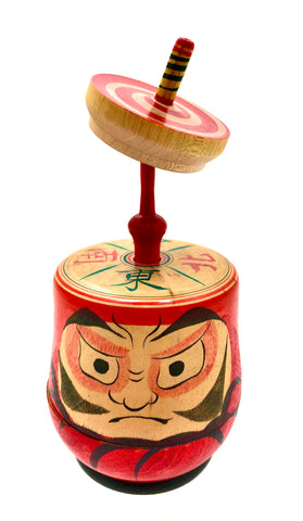 Daruma Gambling Game | Spinning Top