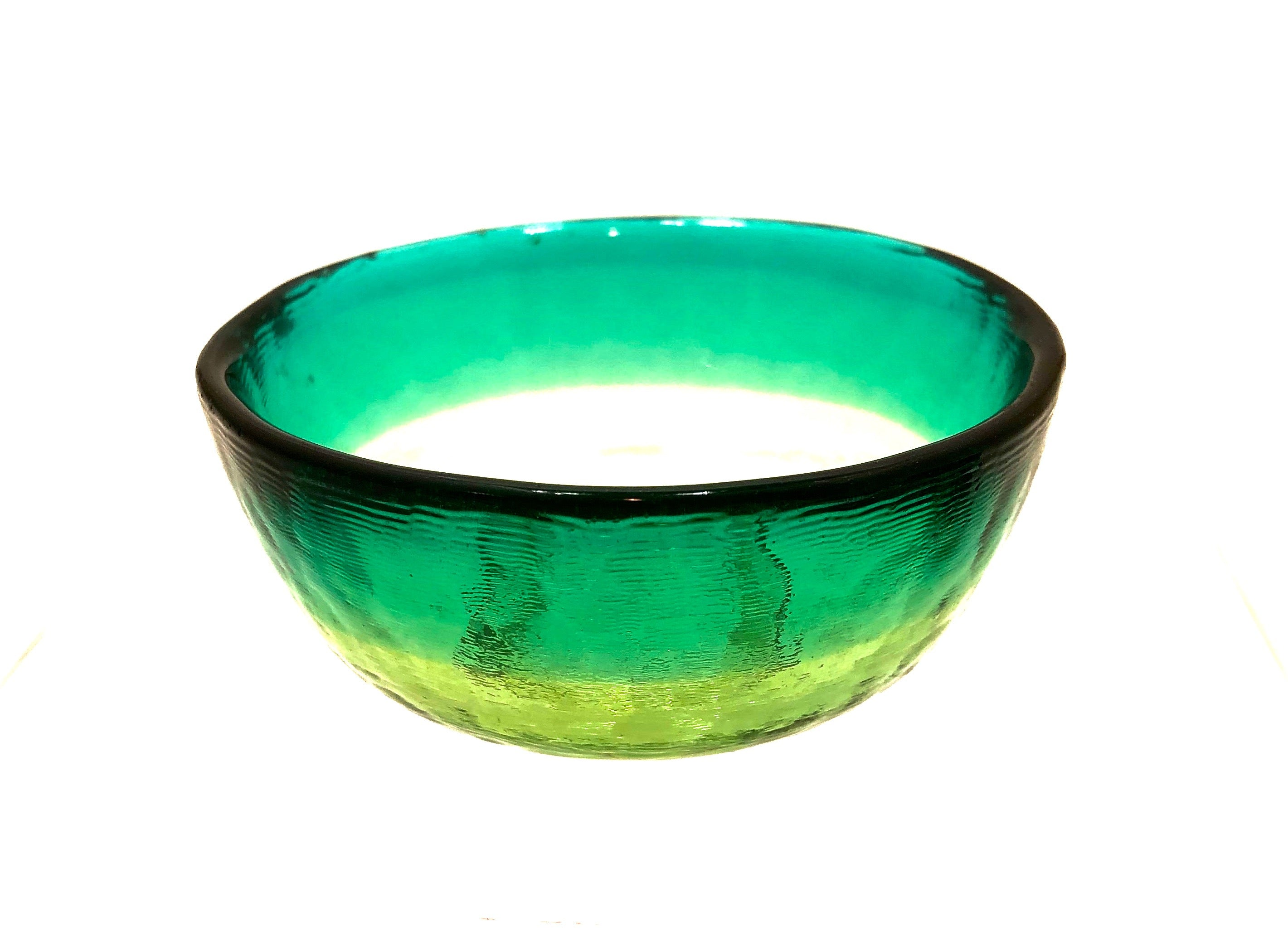 Guinomi | Japanese glass Sake cup | Contemporary