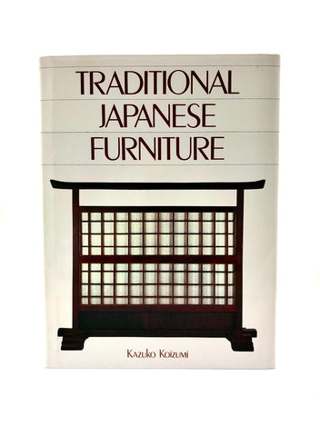 Traditional Japanese Furniture_cover