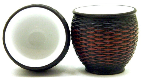 Collection of Five Japanese Studio Pottery & Porcelain, (tōjiki), Teacups |  20th Century