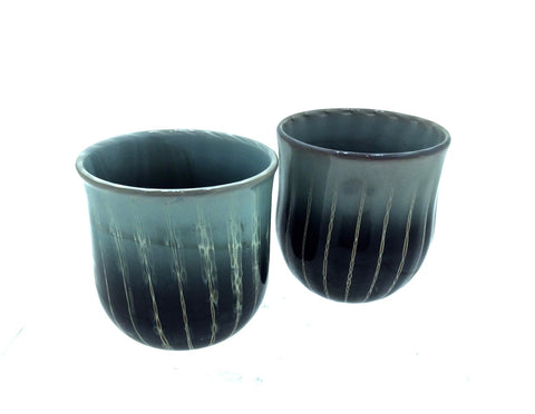 Japanese Glass Sake Cups
