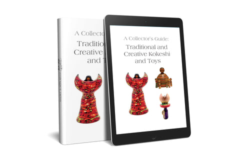 A Collector's Guide: Traditional and Creative Kokeshi and Toys