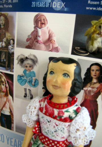 In Which I Travel to Orlando To See Dolls and Meet Doll Artists