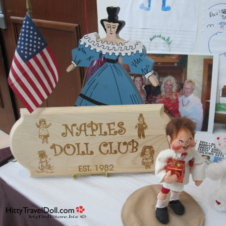 Naples Doll Show