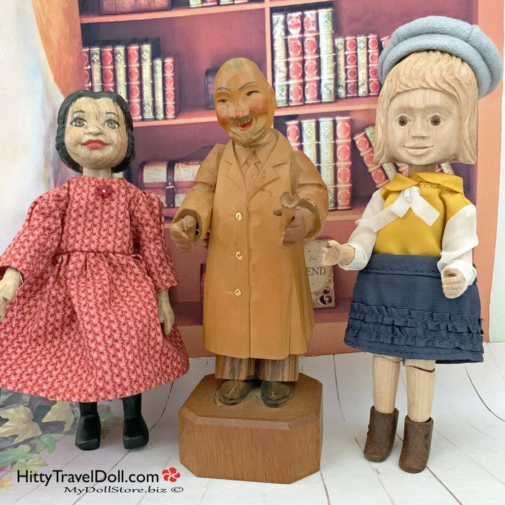 New Members to the Sunny State Hitty Doll Family