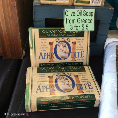 Greek Fest Olive Oil Soap From Greece