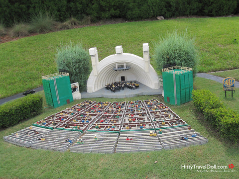 Hollywood Bowl Legoland