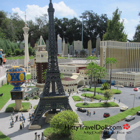 Eiffel Tower Legoland