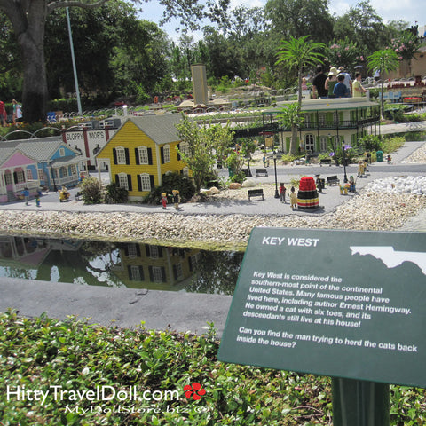 Key West Legoland