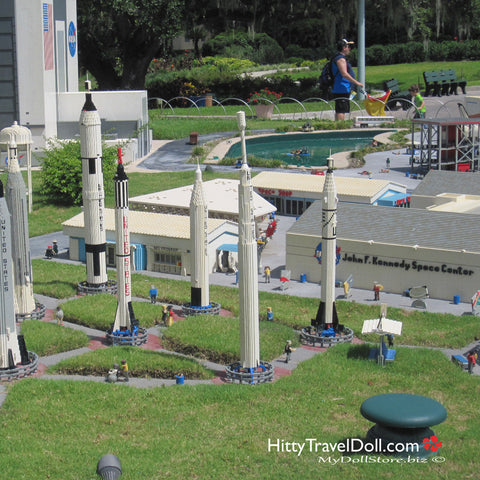 Kennedy Space Center Legoland