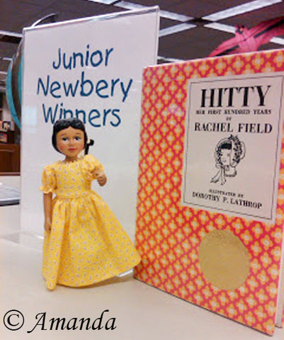 Hitty Her First Hundred Years 1930 Newbery Winner