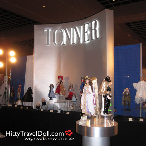 Tonner Dolls at the 2011 IDEX