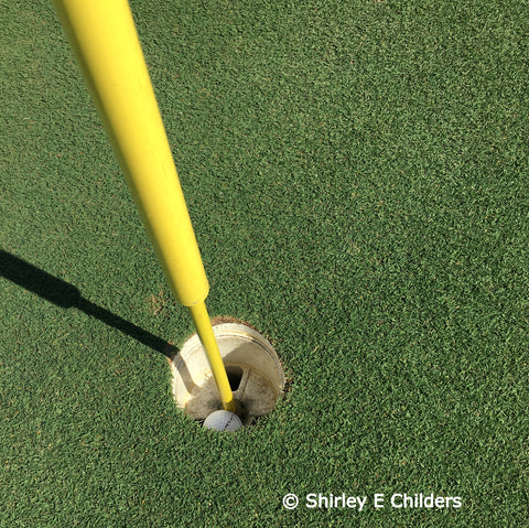 Hole in One at Seven Lakes Golf and Tennis Community
