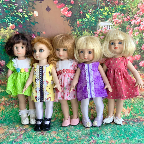 Tonner Ten Inch Dolls