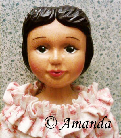 Hitty Amelia Robert Raikes Hitty Doll