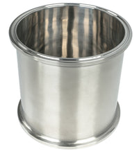 Stainless Steel Sanitary Tri-Clamp Spools With Welded Base