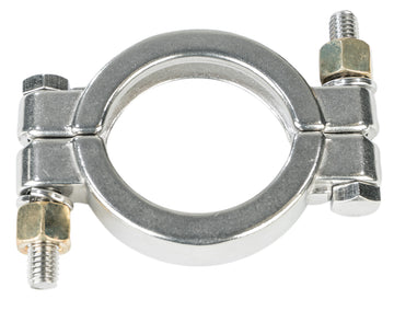 304SS Sanitary Tri-Clamp Double Bolted Clamp