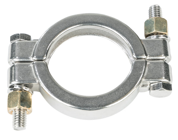 304SS Sanitary Tri-Clamp Double Bolted Clamp-Stainless Steel Express