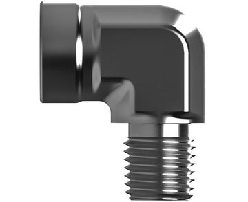 SSP True Fit - Threaded NPT Street Elbow Adapter