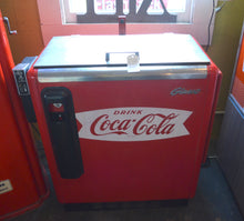 Load image into Gallery viewer, Coca-Cola Jr. Electric Cooler
