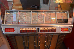 1957 Seeburg Select-o-Matic Jukebox