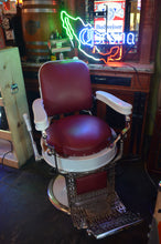 Load image into Gallery viewer, Koch 1920's Barber Chair