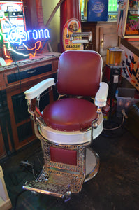 Koch 1920's Barber Chair