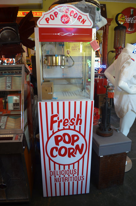 Home Theater Popcorn Machine