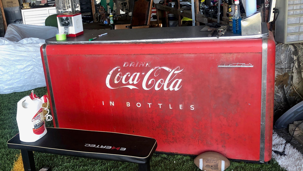 1950's Coca-Cola Soda Bar